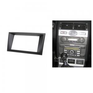 China 2 DIN Car Radio Fascia Kit For FORD Mondeo 2002-06 Install CD Dash Plate Facia Trim Kit 11-060 on sale