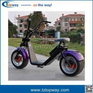 China city coco electric motorcycle 60v1000w hot sale harley scooter driving speed 40km/h on sale