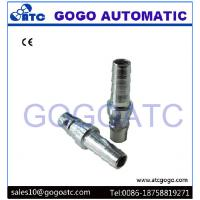 China Transmission Quick Connect Fitting , Pneumatic 10mm Hose One Touch Air Quick Connector on sale