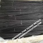 Preofessionalannealed Black Wire , Black Annealed Binding Wire For Construction