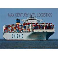 Middle East Cargo Services Fixed Space Sea Freight From China To Muscat Sohar Salalah Oman