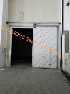 China Commercial Frozen Food Refrigerator Freezer 5000t Tomato Cold Storage Room For Food Processing Plant on sale