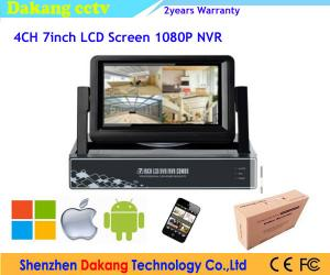 China 4CH 1080P Network Digital Video Recorder H.264 Surveillance CCTV DVR on sale