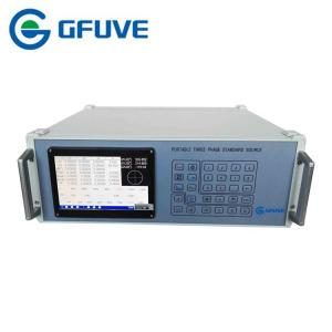 China High Stability Three Phase AC Instrument Calibration Equipment With 0.5L 0.5C Testing Point on sale
