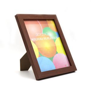 China Economic Decorative Wooden Picture Frames Blade Rectangular Seamless on sale