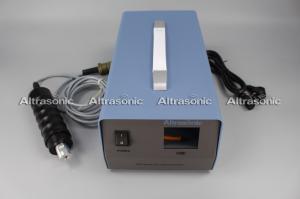 China 30Khz Ultrasonic Spot Welding Machine For Auto Plastic Parts , Long Life on sale