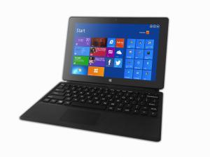 China hottest tablet 10.1 inch Intel Bay trail Z3735G quad core windows 8 tablet pc 3G GPS on sale