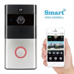 China New design ring wifi wireless hidden camera smart doorbell on sale