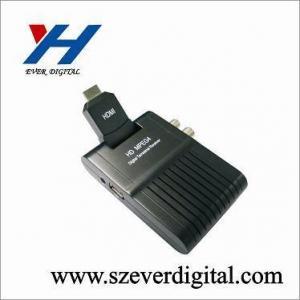 China 2011 the Newest HD Mini Dvb-t TV 1166HD on sale