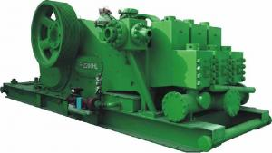 China For Sale 650L 5Mpa Horizontal dual-cylinder drilling mud pump plunger pumps on sale
