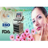High Intensity Focused Ultrasound HIFU Beauty Machine For Wrinkle Removal / Face Lifting