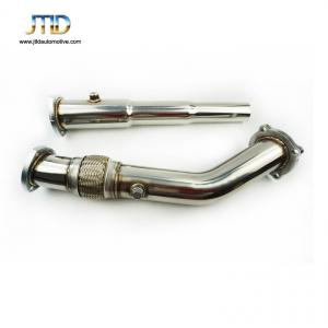 China Turbo Exhaust DownPipe Down Pipe for VW GOLF GTI BEETLE JETTA MK4 1.8T on sale