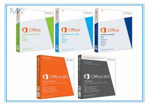 China Product Key Of Microsoft Office 2013 Professional Plus Retail Pack + Standard Genuine License on sale