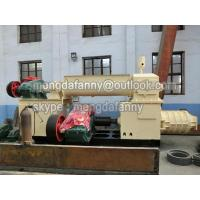 stable performance shale /gangue /fired vacuum bick making plant