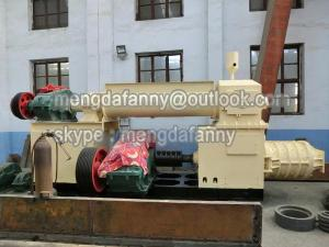China stable performance shale /gangue /fired vacuum bick making plant on sale