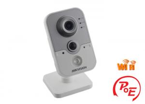China IR Wireless Cube IP Camera With 2 Way Audio Network CCTV Security Camera With Wifi on sale