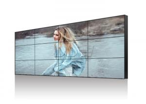 China Samsung lcd video wall display 55 inch 3.5 mm digital wall for Conference meeting room DDW-LW5505 on sale