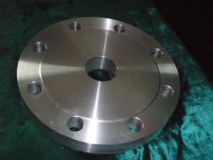 China Reborde titanium estándar del ANSI B16.5 gr2 gr7 usado para la válvula on sale