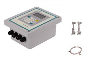 China TF1100-EI Insertion Type Ultrasonic Flow Meter Wide Liquid Temperature Range on sale