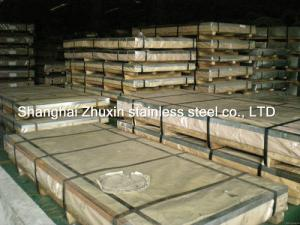 China 2B NO.1 Surface JISCO LISCO TISCO 316L Stainless Steel Sheet for Construction on sale