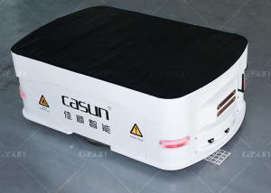 China Customizing Load Automated Guided Vehicle , Inertial Navigation AGV 0-1.2m/S Speed on sale