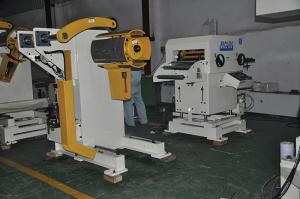 China Punch Light Material Rack Press Feeding Equipment Steel Stamping Processing on sale