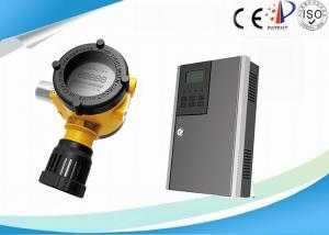 China Durable Fixed Natural Gas Leak Detector / Flammable Gas Detector With 3% Accuracy on sale