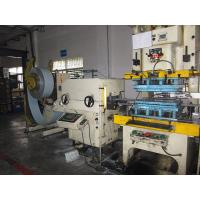 AC 7.5KW Sheet Metal Straightener Machine For Air Conditioning Parts / Automatic Control Batching Machine