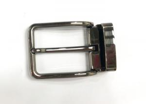 China Men And Women Zinc Alloy Replaceable Belt Buckle on sale