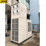 R22 Refrigerant Packaged Air Conditioner For Wedding Event Movies Filming Flexible Ducting 30 KW