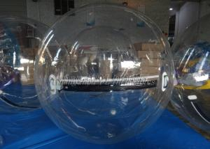 China Swimming Pool Inflatable Sports Games Walking On Water Bubble Ball For Children on sale
