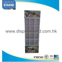 Floor CD Stand Cardboard Display Stands with Pockets For Music CD Disks