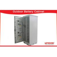 Mini size Outdoor Battery Cabinet Solar System and Telecom Base Station