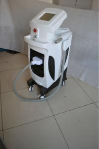 China Long Pulse ND Yag Laser For Tattoo Removal& Blood Vessel, Spider Vein Removal on sale