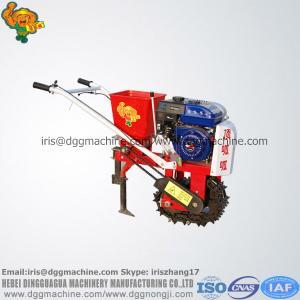China Gasoline power Multi-function mini farm cultivator on sale
