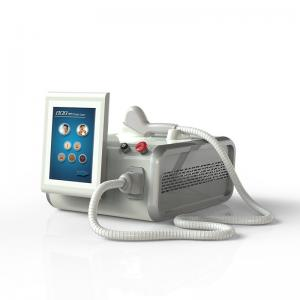China 40% DISCOUNT!!! Portable cool skin contacting painless and permanent 808nm diode laser hair removal machine on sale