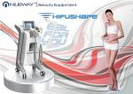 Focused ultrasound HIFU shape slimming machine