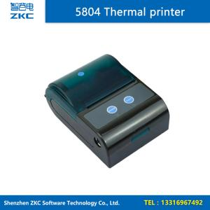 China 3 inch Wireless WIFI Receipt Printer , 1D 2D Barcode Thermal POS Printer on sale