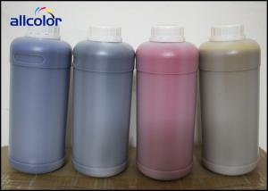 China Environment Friendly Epson Eco Solvent Ink High Durability For Flex Printing on sale