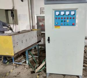 China 500KW porous induction heating machine for round steel, rebar, high production on sale