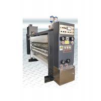 Cardboard Box Printing Slotting Die Cutting Machine , Corrugated Flexo Printer Slotter Machine