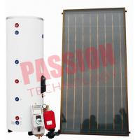 Residential Solar Water Heater 200 Liter , Split System Solar Hot Water
