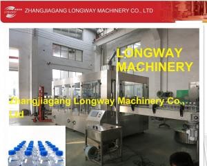 China Fabricante de la maquinaria de relleno del agua de la compra de componentes de China on sale