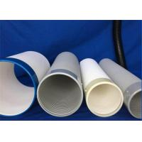 Industrial Safety Pvc Flexible Ducting / Portable Air Conditioning Duct Anti - Static