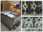Marine Parts And Marine Engine Ultrasonic Cleaning Machine / Industrial Ultrasonic Cleaning Bath