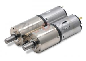 China Low Speed 32mm DC Gear Motor 12v High Torque Motor With Gearbox on sale