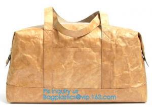 China Custom Eco friendly tyvek Duffle Bag Manufacturers Travel Sports Duffel Bag,waterproof mens duffle tyvek travel bag on sale