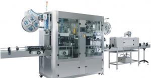 China Water Bottle Labeling Machine Hot Melt Glue Labeling Machine With Adhesive on sale