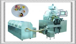 China PLC / Touch Screen Control Softgel Encapsulation Machine For Soft Capsule on sale