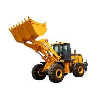 China machines de construction de routes lourdes d'équipement du chargeur LW600KN de roue du ³ XCMG de 3.5m avec le contrôle de guide on sale